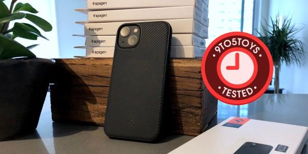Spigen iPhone 13 Mag Armor Case hero